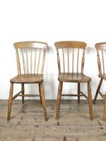 Set of Four Mix & Match Farmhouse Chairs (4 of 9)