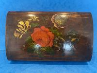 Victorian Belgium Painted Box in Holly (2 of 13)