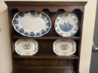 Titchmarsh & Goodwin Georgian Style Small Welsh Oak Dresser (3 of 11)