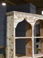 French Scraped Paint Wall Shelves or Display Box (6 of 17)