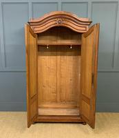 19th Century Burr Walnut Wardrobe (2 of 16)