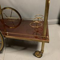French 1930's Drinks Trolley (6 of 7)