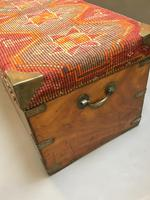 Campaign Camphor Trunk Chest (6 of 14)