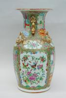 Good Large 19th Century Chinese Famille Rose Vase (4 of 12)