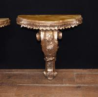 Antique French Console Tables - Gilt Louis XVI (10 of 10)