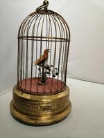 French Style 'singing Bird' Automaton (4 of 7)