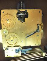 Fine Kieninger Mantel Clock 8 Day Westminster Chime Mantle Clock (11 of 11)