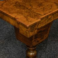 Victorian Walnut Sewing Table (2 of 12)