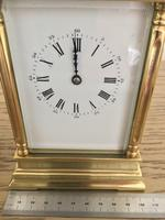 Large Fine Repeat Strike Carriage Clock (10 of 12)