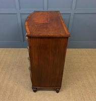 Regency Inlaid Mahogany Chest of Drawers (18 of 18)