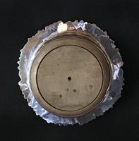Victorian Silver Plated Bottle Coaster (2 of 4)