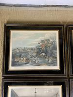 Set of Four 19th Century Hunting Prints (6 of 6)