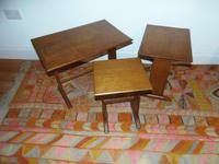 Cotswold School Nest of Tables (3 of 10)
