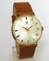 Gents 9ct Gold Tissot Watch, 1965 (2 of 5)