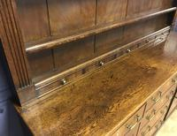 Georgian Period Oak Welsh Dresser (25 of 25)