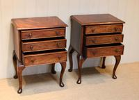 Pair of Mahogany Bedside Cabinets (5 of 10)