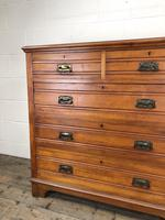 Edwardian Satinwood Chest of Drawers (2 of 10)