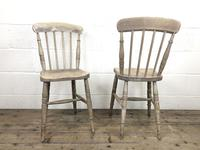 Pair of 19th Century Ash & Elm Chairs (6 of 10)