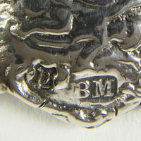 Victorian Miniature Silver Chair with Cherubs (8 of 8)