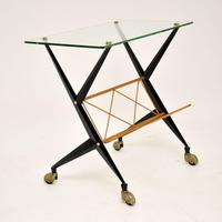 1960's Vintage Italian Side Table by Angelo Ostuni (4 of 13)