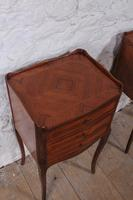 Pretty Pair of French Bedside Cabinets (3 of 5)