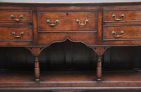 18th Century Oak Potboard Dresser (9 of 9)