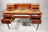 Early 20th Century Fine Quality Writing Table (3 of 3)