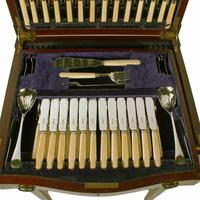148 Piece Silver Canteen of Cutlery (5 of 8)