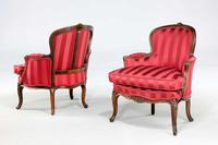 Pair of 19th Century Fauteuils (2 of 5)