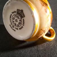 Royal Worcester Miniature Fruit Jug (4 of 6)