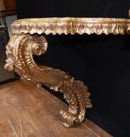 Antique French Console Tables - Gilt Louis XVI (9 of 10)