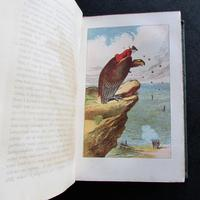 1859 Travels & Surprising Adventures of  Baron Munchausen.  Alfred Crowquill Plates (5 of 5)