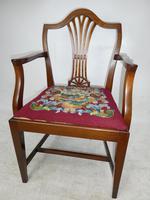 English Needlepoint Armchair (7 of 7)
