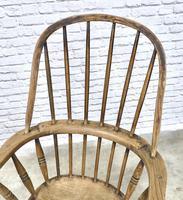 Early Cornish Windsor Armchair (5 of 8)