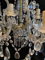Twelve Light Italian Marie Theresa Chandelier (9 of 12)