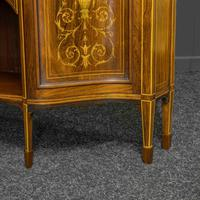Victorian Rosewood Side Cabinet (16 of 17)