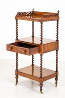 Rosewood Victorian Whatnot (8 of 9)