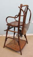 Antique Metamorphic Childs High Chair (6 of 10)