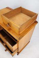 Small Victorian Ash Chest of Drawers (7 of 13)