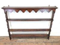 Antique Oak Dresser Top (2 of 8)