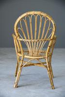 Retro Cane Occasional Chair (6 of 10)