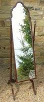 Antique Cheval Dressing Mirror (5 of 6)