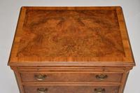 Georgian Style Burr Walnut Chest of Drawers c.1930 (7 of 9)