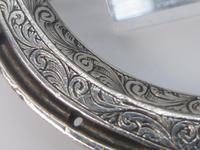 Victorian Silver Horse Shoe Brooch (6 of 7)