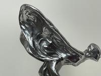 Elegant Nubile Rolls Royce Spirit of Ecstasy Wraith Car Mascot Sculpture Charles Sykes (7 of 43)