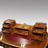 Victorian Walnut Desk (15 of 15)