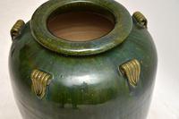 1960's Vintage Large  Ceramic Earthenware Vase (5 of 6)