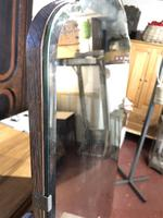 Limed Oak Art Deco Dressing Table Vanity Stand (11 of 11)