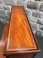 Antique Inlaid Satinwood Ladies Writing Desk (4 of 15)