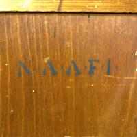 1940s Military Naafi Chest of Drawers (2 of 2)